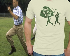 Camiseta Run Forest - Ecologia - Gump