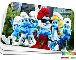 MOUSE PAD THE SMURFS (MPAD0011)
