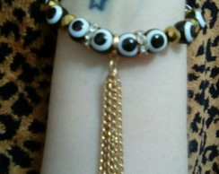 Pulseira Black Eye