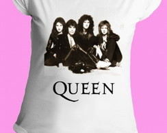 Camiseta Queen gola canoa 06