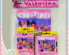 Kit de colorir Minnie Rella's Magical