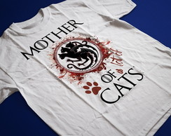 Camisa Mother of Cats