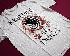 Camisa Mother of Dogs