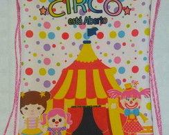 Mochilinhas do Circo Mickey 3
