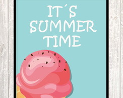 Poster Digital - Summer Time