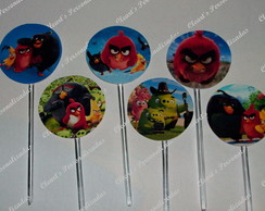 Toppers - ANGRY BIRDS