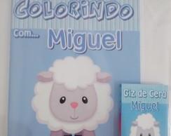 ovelha para colorir elo7
