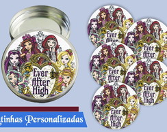 Latinhas - Ever After High
