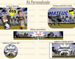 Kit Festa Digital Batman