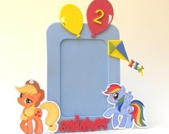 Porta retrato my little pony