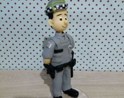 Policial militar SP masculino