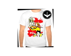Camiseta Kill Bill filme