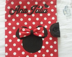 Capa Multi Uso Minnie