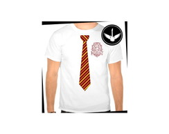 Camiseta Harry Potter Grifinoria