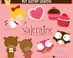 Kit Digital Scrap Valentine