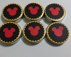 Latinha decorada Mickey