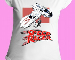 Camiseta Speed Racer gola canoa 6