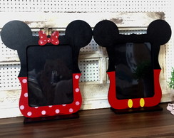 Duo porta Retrato Mickey e Minnie