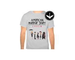 Camiseta American Horror Story Coven