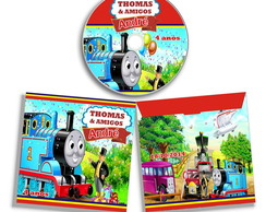 Dvd ou Cd Thomas e seus amigos