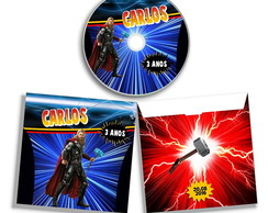 Dvd ou Cd do Thor
