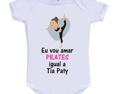 Body Divertido Eu Vou Amar Pilates!