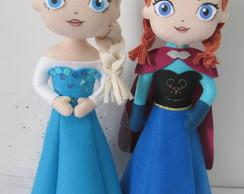 Kit Elsa e Anna (Frozen)