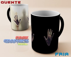 Caneca Mágica THE WALKING DEAD especial