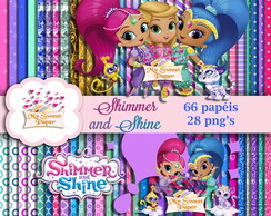 KIT DIGITAL Shimmer and Shine