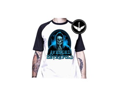 Camiseta raglan Avenged Sevenfold