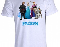 Camiseta Frozen 11