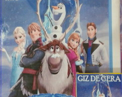 kit de colorir Frozen