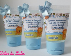 Mini Álcool Gel Personalizado 40ml