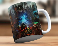 Caneca do World of Warcraft