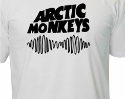 Camiseta Arctic Monkeys banda rock