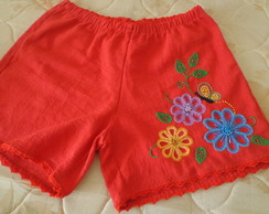 Short adulto bordado M 19 VENDIDO
