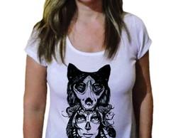 3c97045bf1 camiseta Feminina Vintage 7 no Elo7