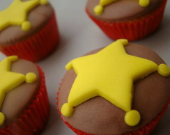 Mini cupcakes Toy Story