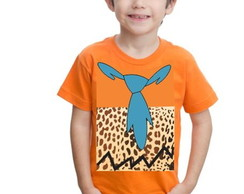 Camisetas Fred Flintstones Customizada