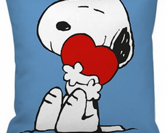 Almofada Snoopy in Love