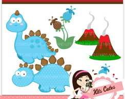 Kit Digital Dinossauros 02