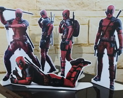 Display de mesa Deadpool