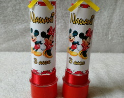 Tubetes Mickey e Minnie