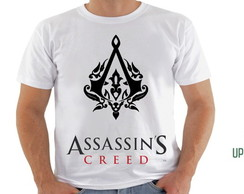 camiseta assassin's creed 001