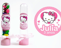 Tubete Hello Kitty rosa