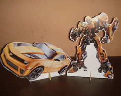 Transformers - Display de mesa 30 cm