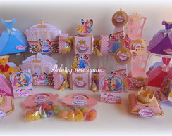 kit princesas disney completo