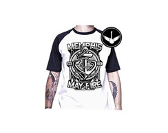 Camiseta raglan Memphis May Fire