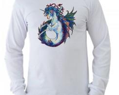 ... Camiseta Cavalo manga longa 6 4f08640f92e36