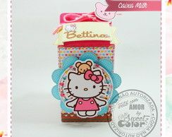 CAIXA MILK - Hello Kitty